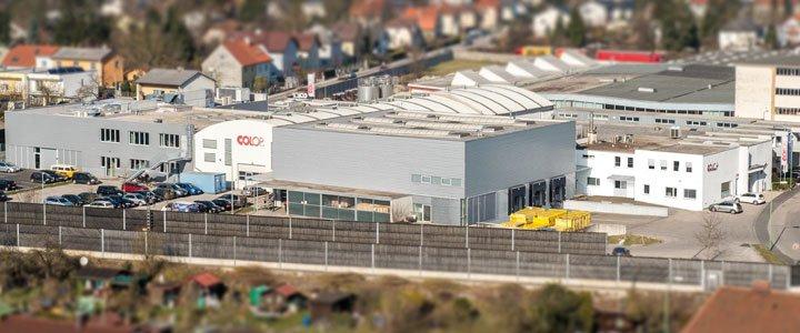 COLOP HQ, Wells, Austria