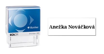 pečiatka menovka, pečiatka s menom || obchodPEČIATOK.sk