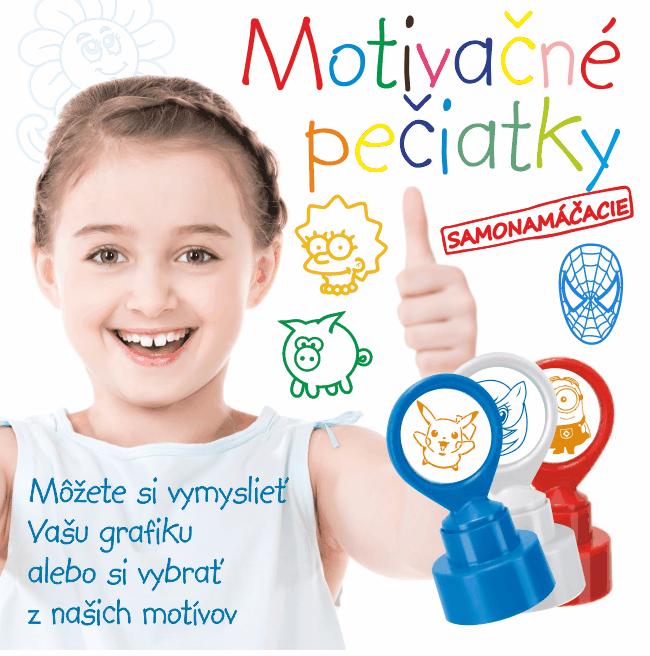motivačná pečiatka || obchodPEČIATOK.sk